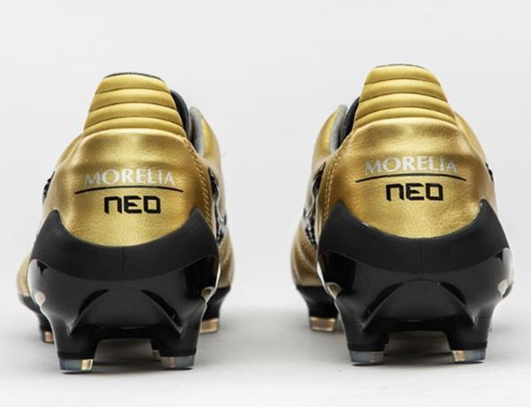 detailed look 46a8c 4ca8e Mizuno Soccer Shoes feature Lightweight, strategically placed mesh enhances  airflow for optimal comfort and breathability.