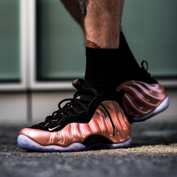 63bd5adf1ed Nike Air Foamposite One Sneakers Rust Pink Size 7 8 9 10 11 12 Mens ...