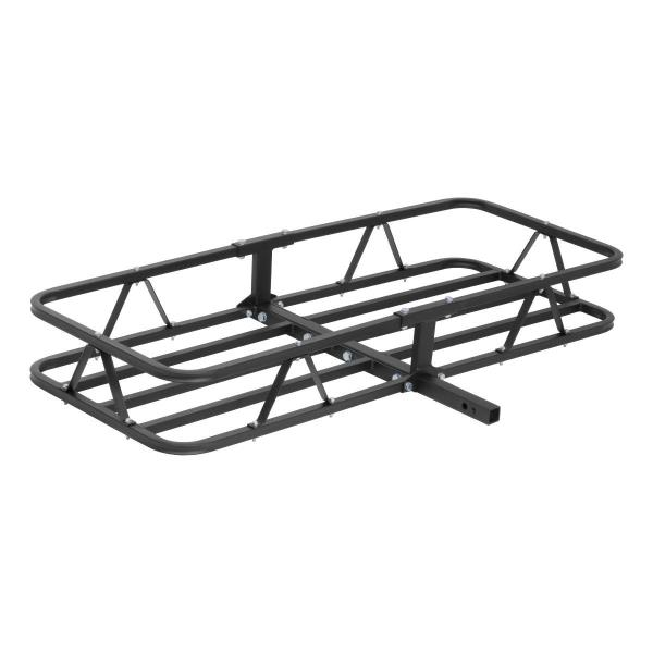 Curt 18145 Black 46-1//2 x 17-1//2 x 5-1//2 Basket-Style Hitch Cargo Carrier Fits 1-1//4 or 2 Receiver Curt Manufacturing