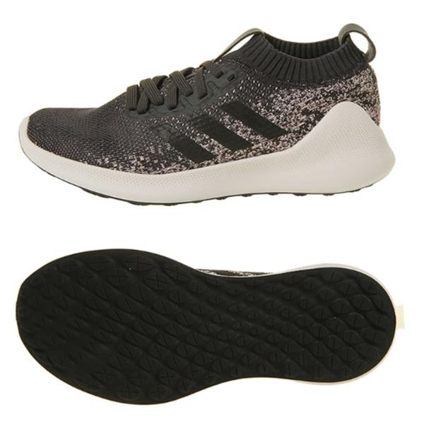 Details about Adidas Women Pure bounce + Shoes Running Gray Casual Boot Sneakers Shoe D96454