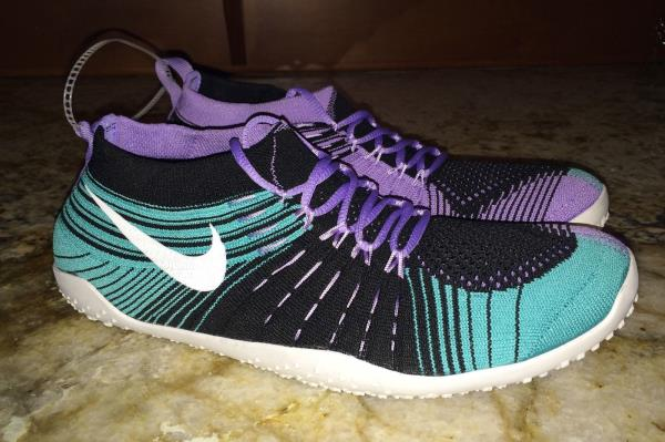 Details about NIKE Free Hyperfeel Cross Elite Flyknit Running Training Shoes NEW Womens 7.5 10