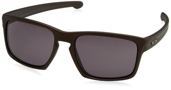 9a8e3c7a5faef9 Details about  OO9262-30  Mens Oakley Sliver Sunglasses - Corten Frame w   Warm Grey