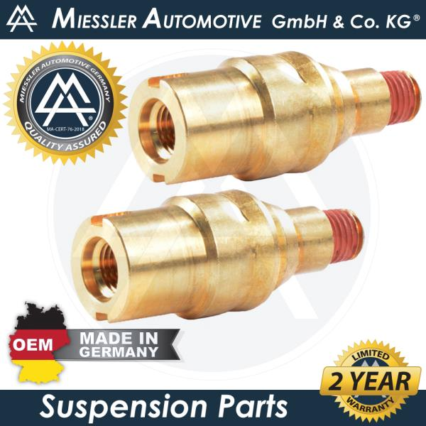 Details about Audi A8 (4H) 2011-2018 Rear Suspension Strut Air Pressure  Valves 4H0616001/02
