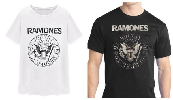 7f66656b Details about Small Men's RAMONES Quiksilver Tee Shirt Classic Rock  Presidential Seal T-Shirt