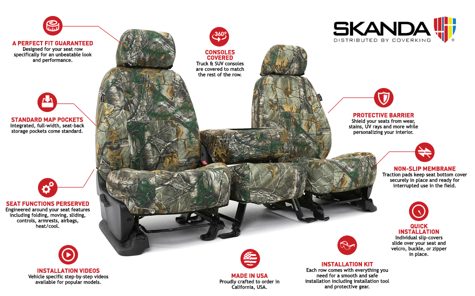 Marvelous Details About Coverking Realtree Xtra Camo Front Rear Custom Seat Covers For Dodge Ram Forskolin Free Trial Chair Design Images Forskolin Free Trialorg