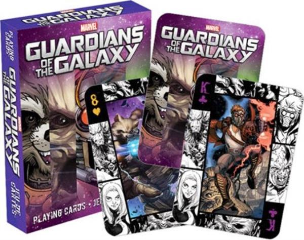 Groot ~ Guardians of the Galaxy ~ Playing Cards Deck ~ Brand New Sealed ~ NICE!