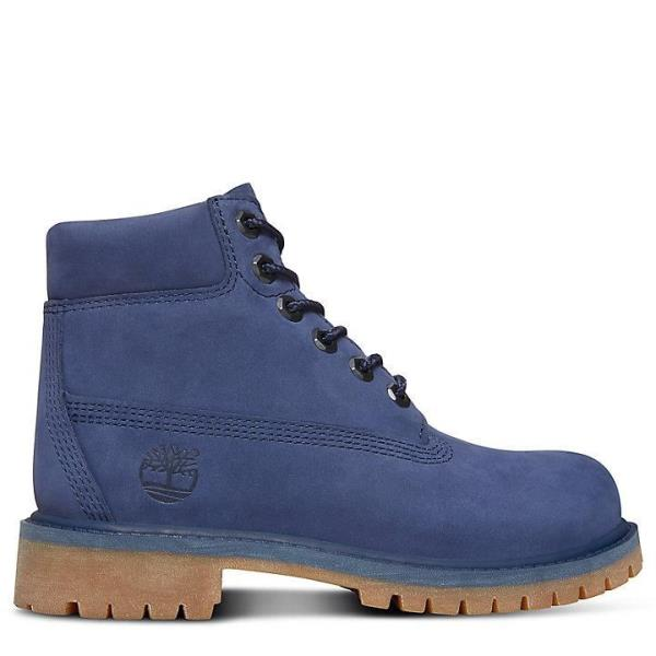 Details about Timberland 6 inch Premium Waterproof Boot Patriot Blue rrp £120