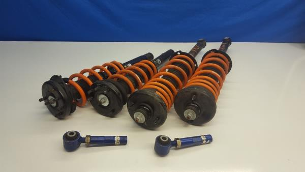 ACURA TSX WHEEL SUSPENSION SHOCK STRUT SET CAMBER KIT EBay - Acura tsx aftermarket parts