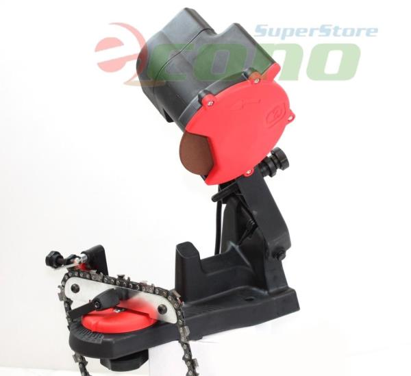 Electric Chainsaw Grinder Chain Saw Sharpener Bench Vise