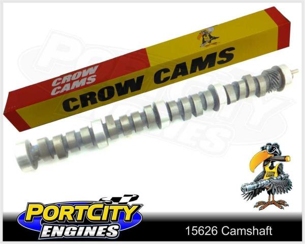 Details about Crow Cam for Ford V8 289 302 Windsor Choppy Idle Solid  Camshaft 15626