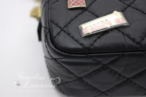 db1916d276b8 This item is 100% AUTHENTIC CHANEL. We are a My Poupette Recommended Seller  and a long time member of the Purse Forum. We DO NOT deal with anything  other ...