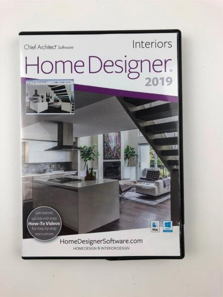 Details About Chief Architect Home Designer Interiors 2019