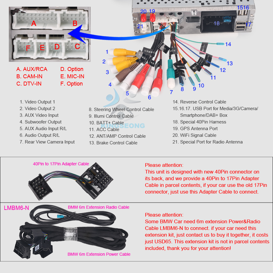 8 Core Android 80 Cd Head Unit Gps Sat Navi Bmw E39 X5 E53 M5 Dab Subwooferampwiringdiagram Updated Neon Wiring Diagram My B9 7 Octa Capacitive Car Multimedia Player Wifi 3g Dvr Dtv In