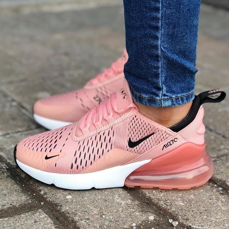 Details About Women S Nike Air Max 270 Running Fitness Shoe