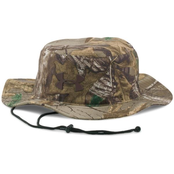031825697 Details about [1276155-947] New Men's UA Under Armour Hunting Camouflage  Bucket Hat - Realtree