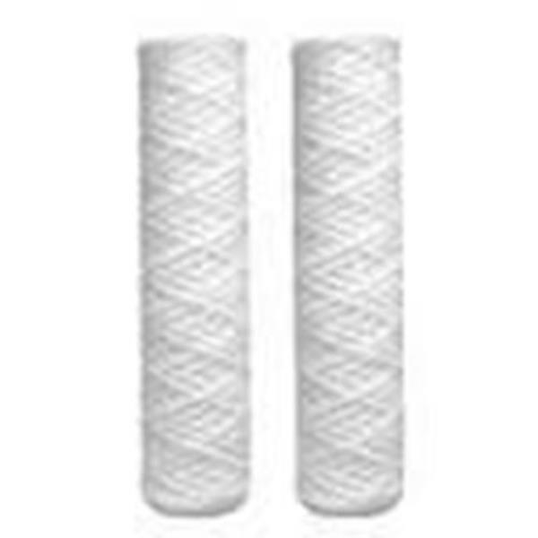 2-Pack American Plumber W30W Compatible Whole House Sediment Filter Cartridge