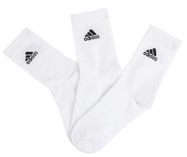 new collection official watch Details about Adidas Men Light Crew Ankle 3 Pairs Socks White 3PP Running  Sports Sock DZ9393