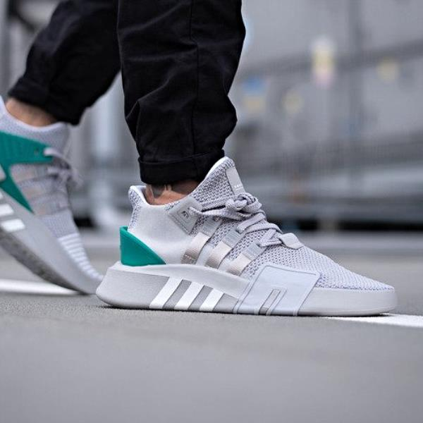 new products d4276 11ec7 Adidas EQT Bask Adv Sneaker Grey Size 8-12 Mens NMD Boost Y-3 Ultra New