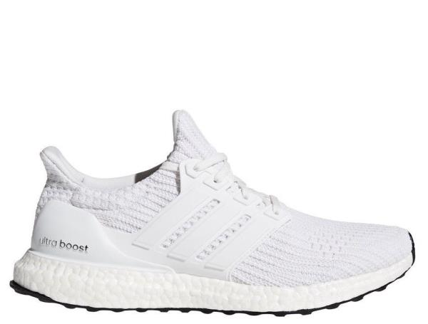 a47e29b42e0  BB6168  Mens Adidas UltraBoost Ultra Boost 4.0 Running Shoe Triple White
