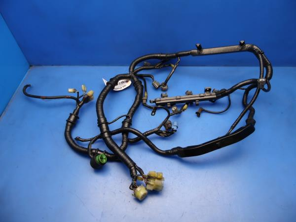 9091 Honda Prelude Oem Engine Motor Wiring Harness Loom Si At B21a1: 1990 Honda Prelude Wiring Harness At Sewuka.co