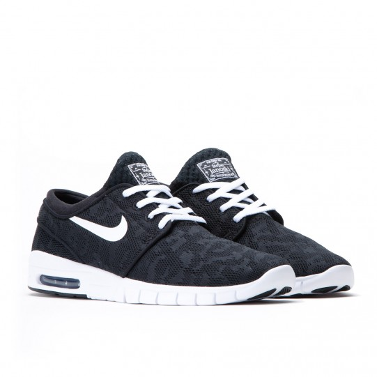 Nike SB Shoes Janoski Max Mesh Airmax Air Black White USA SIZE Skateboard Sneakers FREE POST
