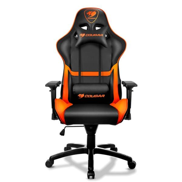 Cougar Armor Gaming Chair Lay Back Gamer Chair Executive Racing Style Office New  sc 1 st  eBay & Cougar Armor Gaming Chair Lay Back Gamer Chair Executive Racing ...