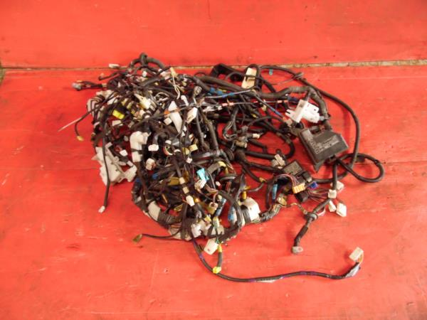 details about 91 92 toyota mr2 sw20 oem interior engine bay cabin wiring harness a t na 2 1991 MR2 Trunk Open