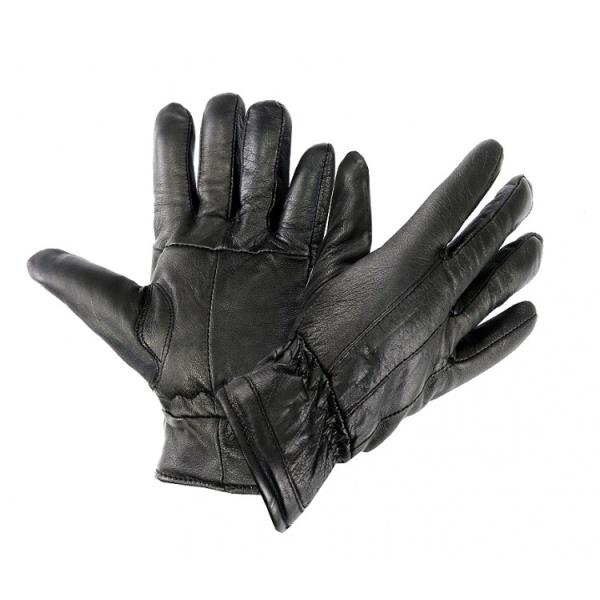 cb9f4bfb8 Details about Cold Weather Winter Cowhide Leather Motorcycle Gloves - 9891