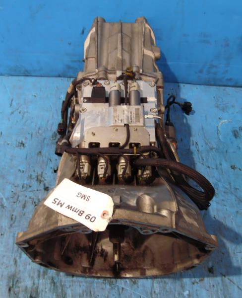 2009 Smart Fortwo Transmission: 06-10 BMW 5 Series E60 M5 OEM SMG Gearbox Sequential