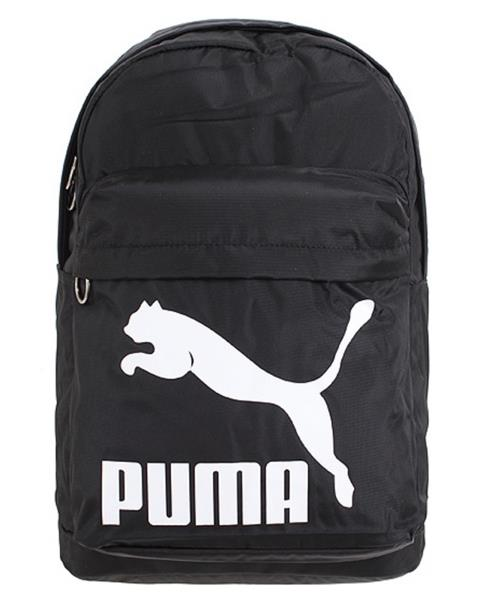 15bbcf75055b Details about PUMA Originals Backpack Bags Sports Black Unisex Casual  School GYM Bag 07479901