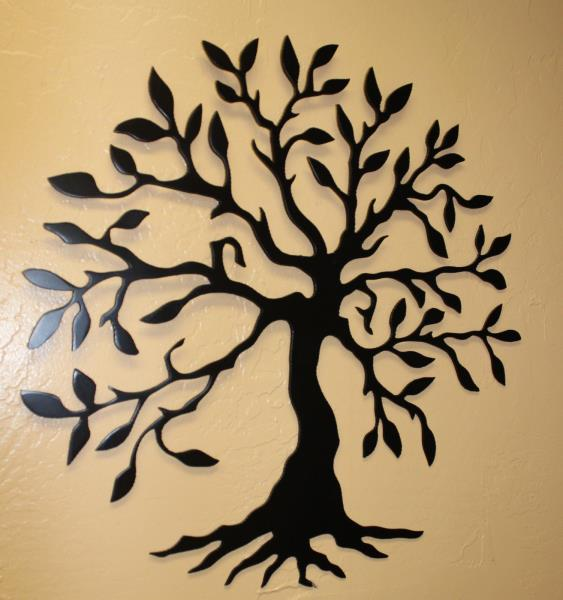 Details about Olive Tree --Tree of Life Black 14\