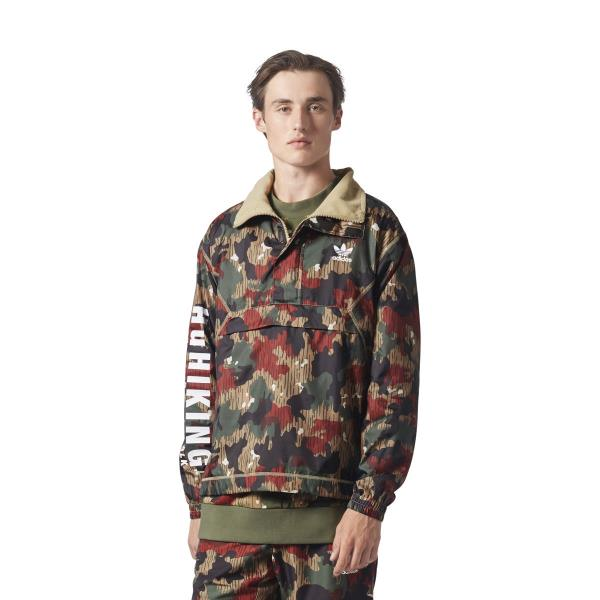 Details about [CY7871] Mens Adidas Originals Pharrell Williams HU Windbreaker Anorak