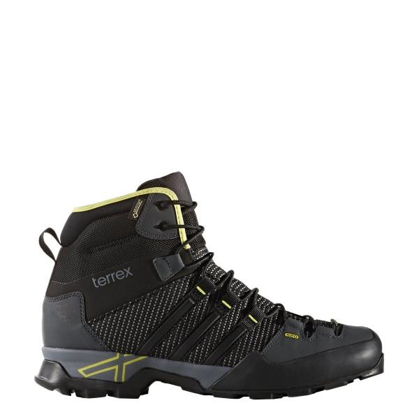 eaba8ec4b88b62  AQ4094  Mens Adidas Terrex Scope High GTX Goretex Hiking Boot - Grey Volt
