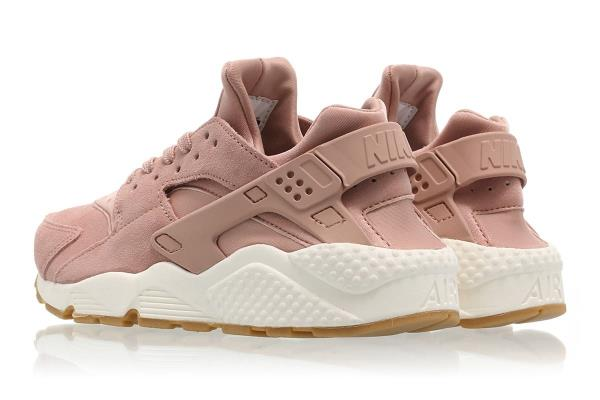 1235d12c4f55d0 NIKE WMNS AIR HUARACHE RUN SD Pink Size 5 6 7 8 9 10 Womens Shoes AA0524-600.  100% AUTHENTIC OR MONEY BACK GUARANTEED