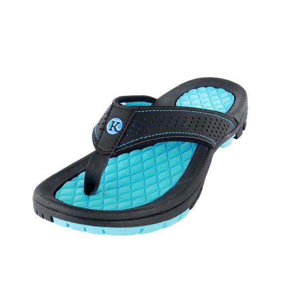 outlet for sale complimentary shipping top design Details about Women's Kaiback Lakeside Sandal - Sport Flip Flop With Tough  Tread