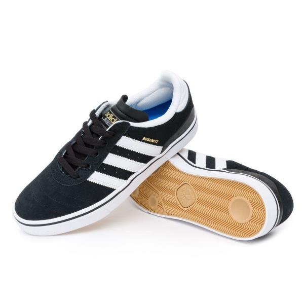 Details about Adidas Busenitz Vulc Shoes BlackRunning WhiteBlack