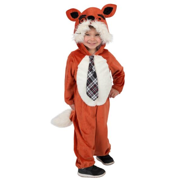 Quick the Fox Baby Child Toddler Costume NEW | eBay