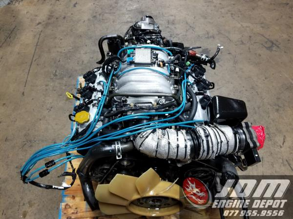 Details about 98 04 ISUZU TROOPER V6 3 2L DOHC ENGINE AUTO TRANSMISSION  WIRING ECU JDM 6VD1