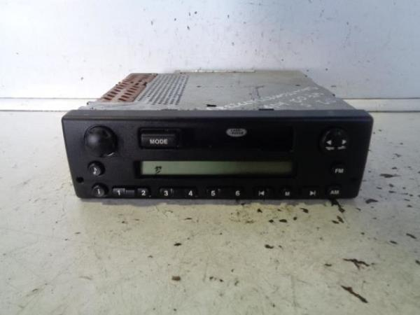 1998 2004 Land Rover Discovery 2 Stereo Cassette Head Unit Rhebaycouk: 2004 Land Rover Discovery Radio At Elf-jo.com