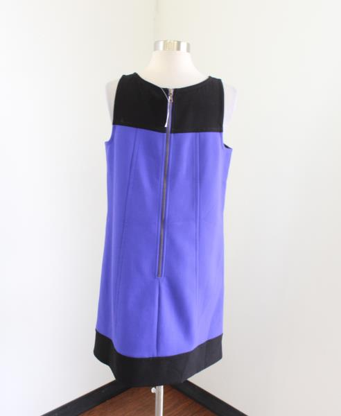 Nwt Ann Taylor Color Block Dress