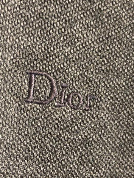 5801a035 Dior Homme Resort Polo Cotton Shirt - Grey Size 54. Brand new with tags;  Made in Turkey; 100% cotton