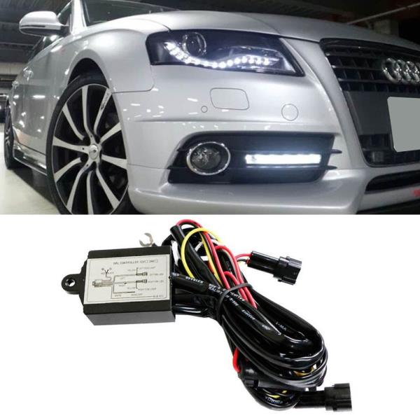Universal LED Daytime Running Light Automatic ON/OFF