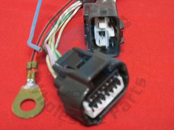 Jeep Grand Cherokee 7 Pin Trailer Wiring Harness Mopar Oem