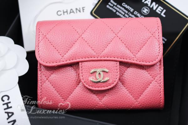 d85d8f3ae408f5 COMES WITH: CHANEL box, ribbon, camellia, dust bag, booklet, authenticity  card, tag, copy of receipt