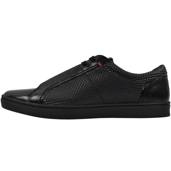 3a2318c1353a Details about Hugo Boss Mens Black Post Tenn Trainer UK7 RRP180