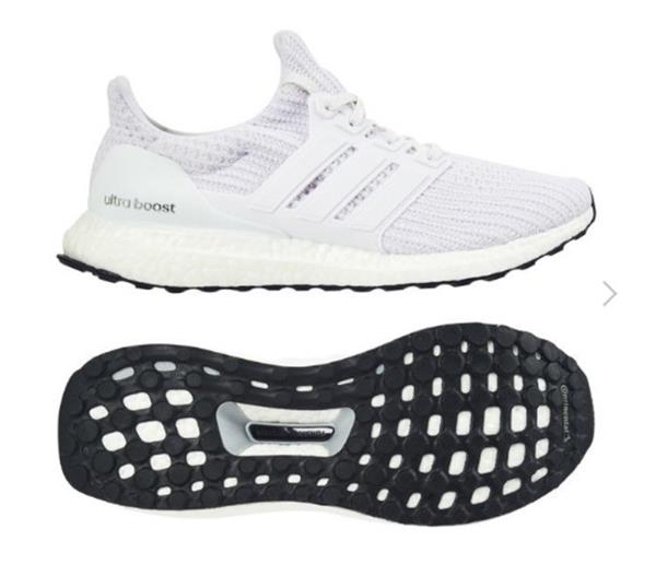 promo code 44eb0 83dfc Details about Adidas Men ULTRABoost 4.0 Training Shoes Running White  Sneakers Shoe BB6168