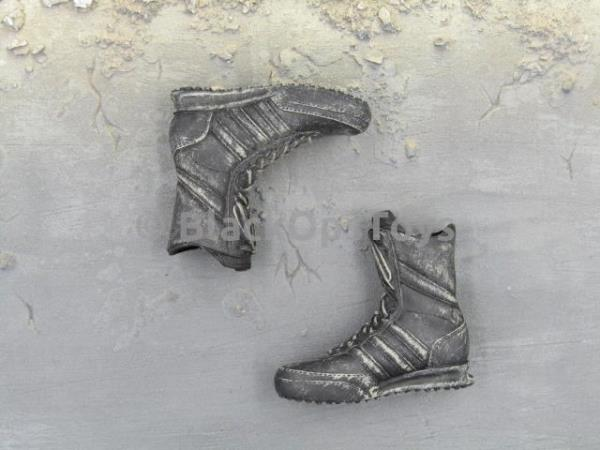 1 6 Scale Very Hot SWAT Adidas G5G9 Boots (Foot Type)  01291c7ea