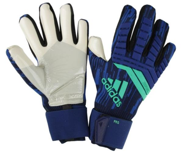 079d1bba15b ... shop adidas goalkeeper gloves feature an adjustable fit and premium  padding to absorb shot impact.