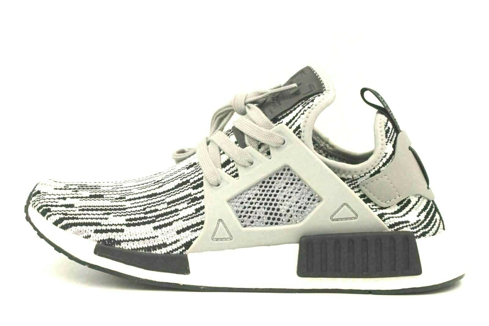 a140f63b4358a ADIDAS NMD XR1 PK Men Fashion Sneakers Size 9 Black Gray White BY1910
