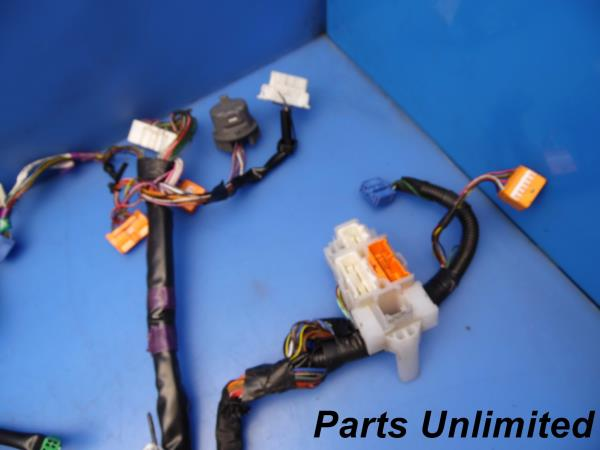 92 96 lexus sc300 sc400 oem dash gauge cluster wiring harness loomplease note, the compatibility feature from ebay is only to be used as a reference guide for possible fitment applications buyer must match part number